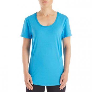 Basic SS Tee blauw 2755-4320