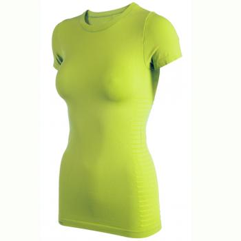 Naadloos T-shirt groen 0040-5180